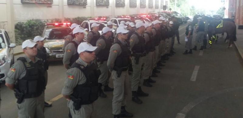 Policiamento comunitário será debatido em seminário internacional (Foto: Maicon Rech/Grupo RSCOM)