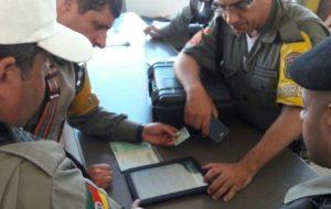 Além de eliminar o uso do papel, a nova tecnologia deve eliminar 90% dos erros. (Foto: CRBM/Divulgação)