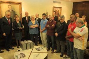 Cinco mil assinaturas sustentam a iniciativa