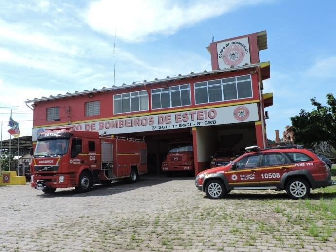 Apenas telefonista ficou no prédio nas madrugadas de sábado e domingo | Foto: Fernanda Bassôa / Especial / CP