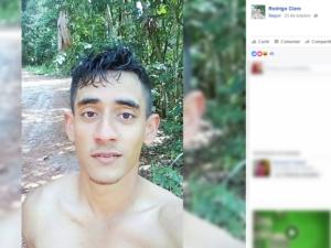 Rodrigo Claro, de 21 anos, foi diagnosticado com aneurisma cerebral, segundo a mãe (Foto: Reprodução/ Facebook)