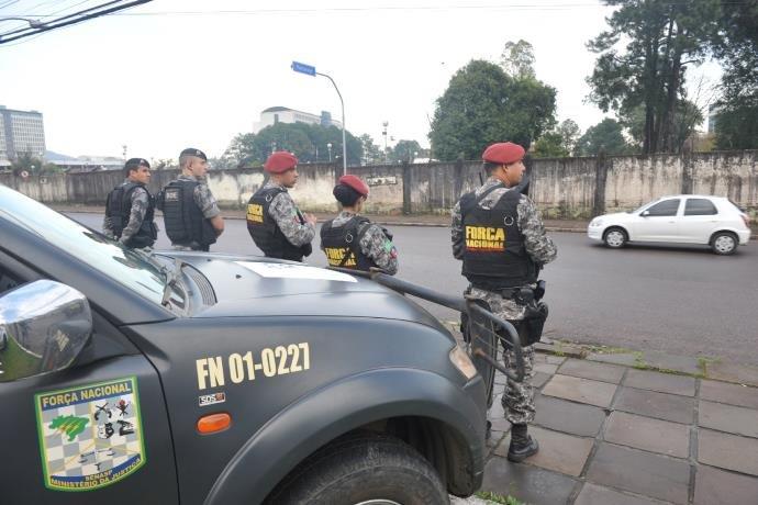 Plano Nacional de Segurança será implantado em Porto Alegre em dezembro | Foto: Mauro Schaefer