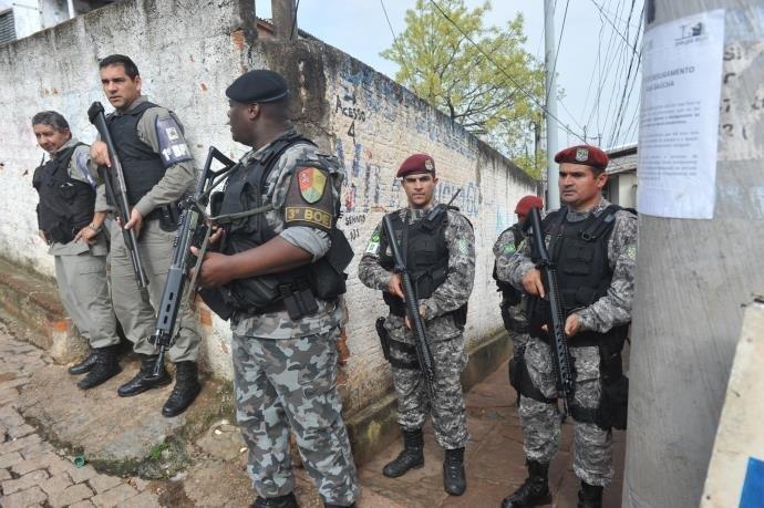 RS vai receber policiais e peritos da Força Nacional de Segurança na segunda | Foto: Mauro Schaefer / CP Memória