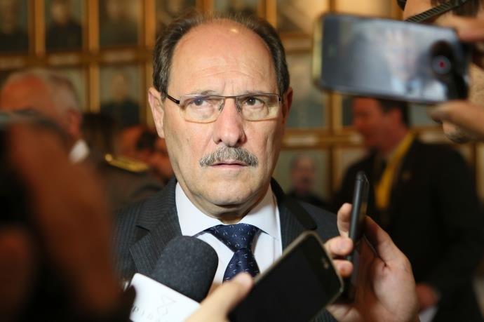 Sartori vai encaminhar projeto para Assembleia que reacende discussões | Foto: Luiz Chaves / Palácio Piratini / CP
