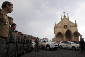 Esse modelo de Policiamento Comunitário começou a operar em março de 2012 Foto: Roni Rigon / Agencia RBS